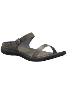 Columbia Footwear Columbia Women's Caprizee Leather Slide