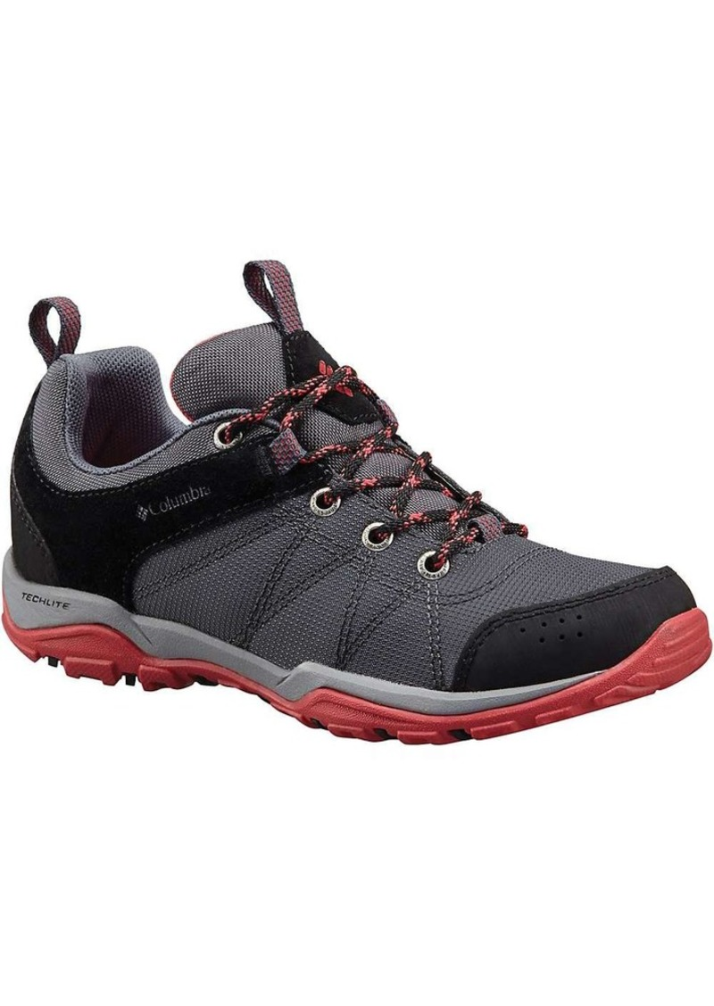 Columbia Footwear Columbia Women's Fire Venture Textile Shoe