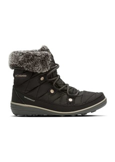 Columbia Footwear Columbia Women's Heavenly Shorty Omni-Heat Boot