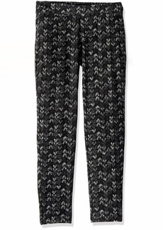 Columbia Girls' Big Glacial Printed Legging Black Arrows XL