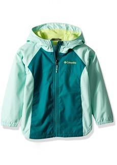 Columbia Girls' Little Endless Explorer Jacket Emerald/Pixie