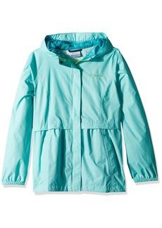 Columbia Girls' Little Pardon My Trench Rain Jacket  XS