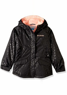 Columbia Girls' Toddler Razzmadazzle Jacket