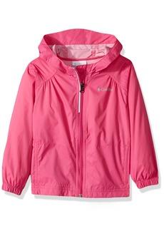 Columbia Girls' Toddler Switchback Rain Jacket