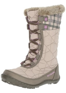Columbia Girls' Youth Minx MID II Waterproof Omni-Heat Snow Boot