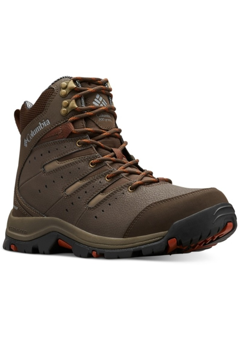 Columbia Gunnison Ii Omni-Heat Boots Men's Shoes