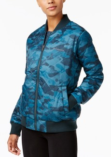 Columbia Hawlings Hill Printed Bomber Jacket