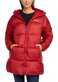 Columbia Women's Hooded Puffect Coat