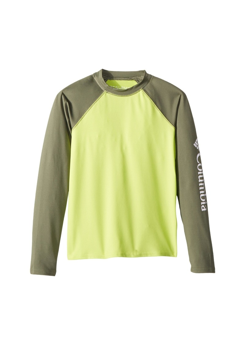 Columbia Mini Breaker™ Long Sleeve Rashguard (Little Kids/Big Kids)