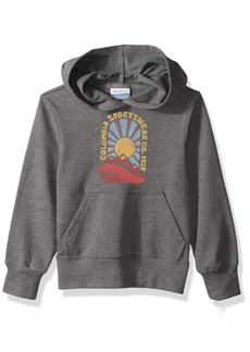 Columbia Boys' Little CSC Youth Hoodie