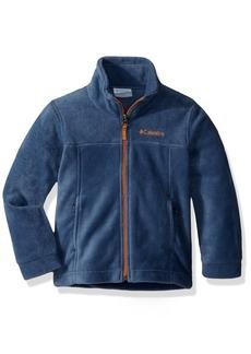 Columbia Little Boy's Steens Mountain II Fleece Jacket Dark 478 XXS