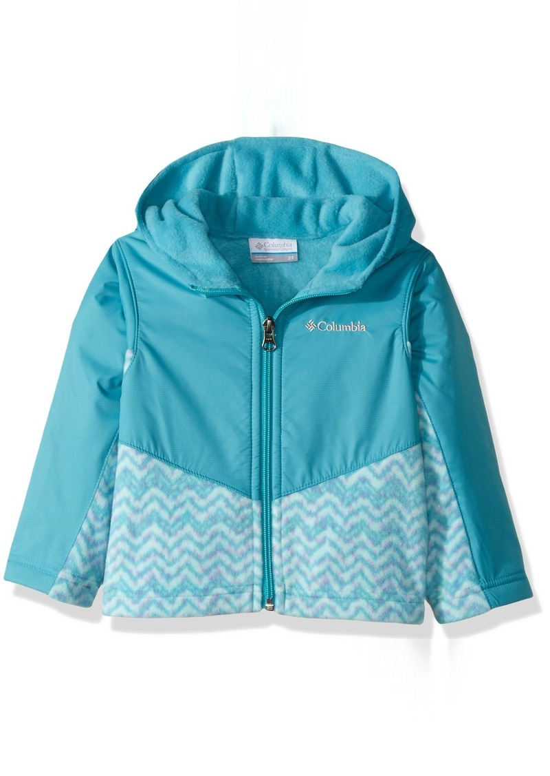 71fa071eb Columbia Columbia Boys' Little Steens Mt Overlay Hoodie | Outerwear