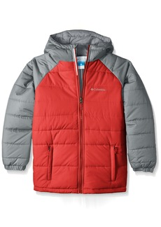 Columbia Little Boys' Tree Time Puffer Jacket  XX-Small