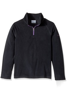 Columbia Little Girls' Glacial Fleece Half Zip Jacket