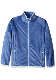 Columbia Girls' Little Pearl Plush Full Zip Jacket