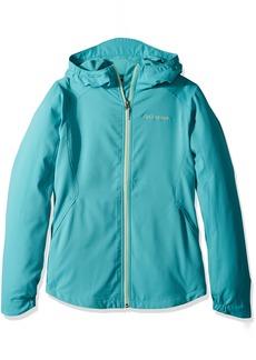 Columbia Little Girls' Splash Flash Ii Hooded Softshell Jacket  XS