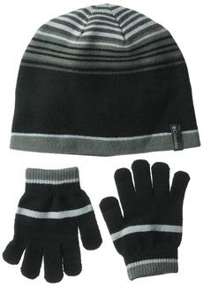 Columbia Boys' Big Hat and Glove Set