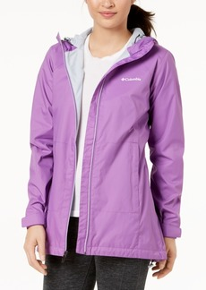 Columbia Long Lined Rain Jacket