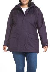 Columbia Lookout Crest Omni-Tech Waterproof Jacket (Plus Size)