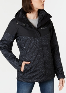 Columbia Loon Ledge Interchange Hooded Coat