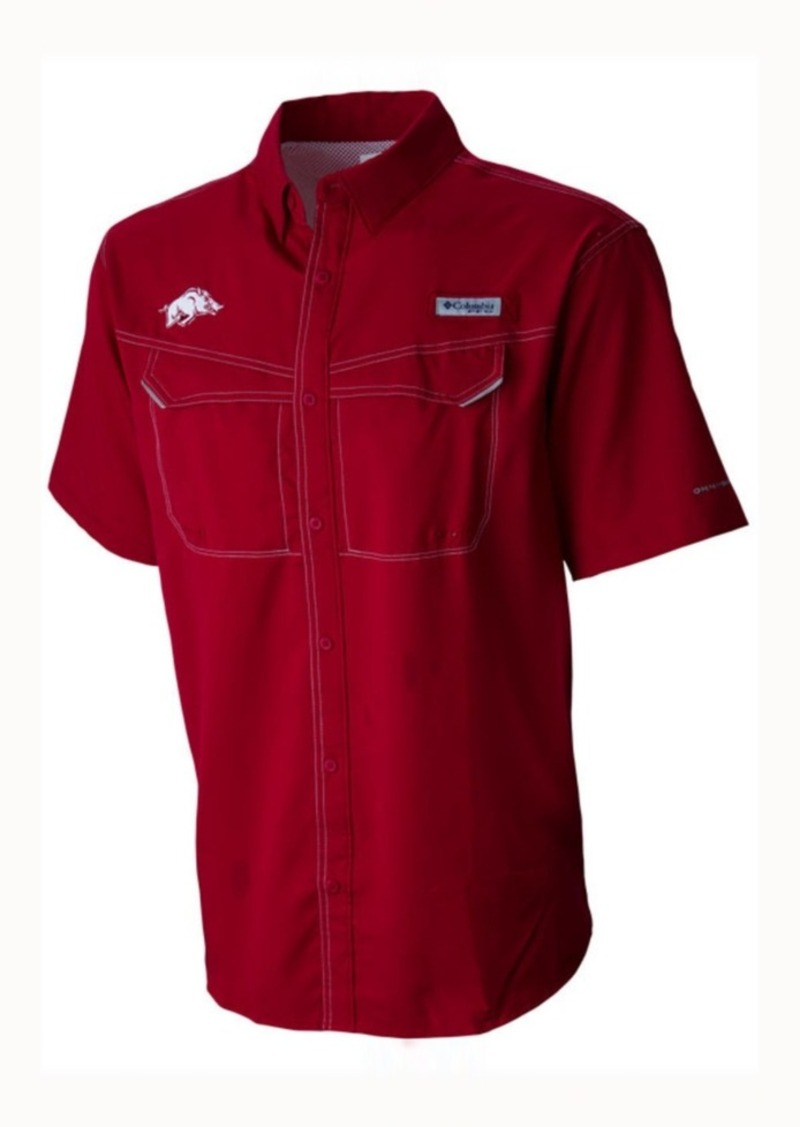 01230ee0708 SALE! Columbia Columbia Men's Arkansas Razorbacks Low Drag Off Shore ...