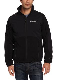 Columbia Men's Ballistic III Windproof Fleece Jacket