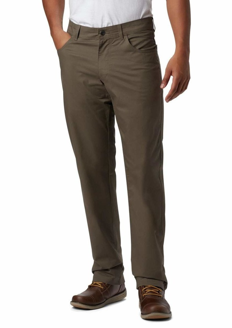 Columbia Men's Big and Tall Rapid Rivers Pant  52x32
