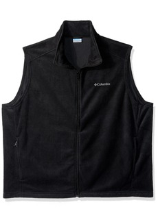 Columbia Men's Big and Tall Steens Mountain Full Zip Soft Fleece Vest