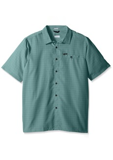 Columbia Men's Big-Tall Declination Trail II Short Sleeve Shirt