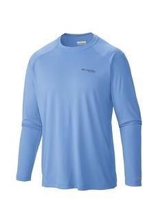 Columbia Men's Blood And Guts III LS Knit Shirt