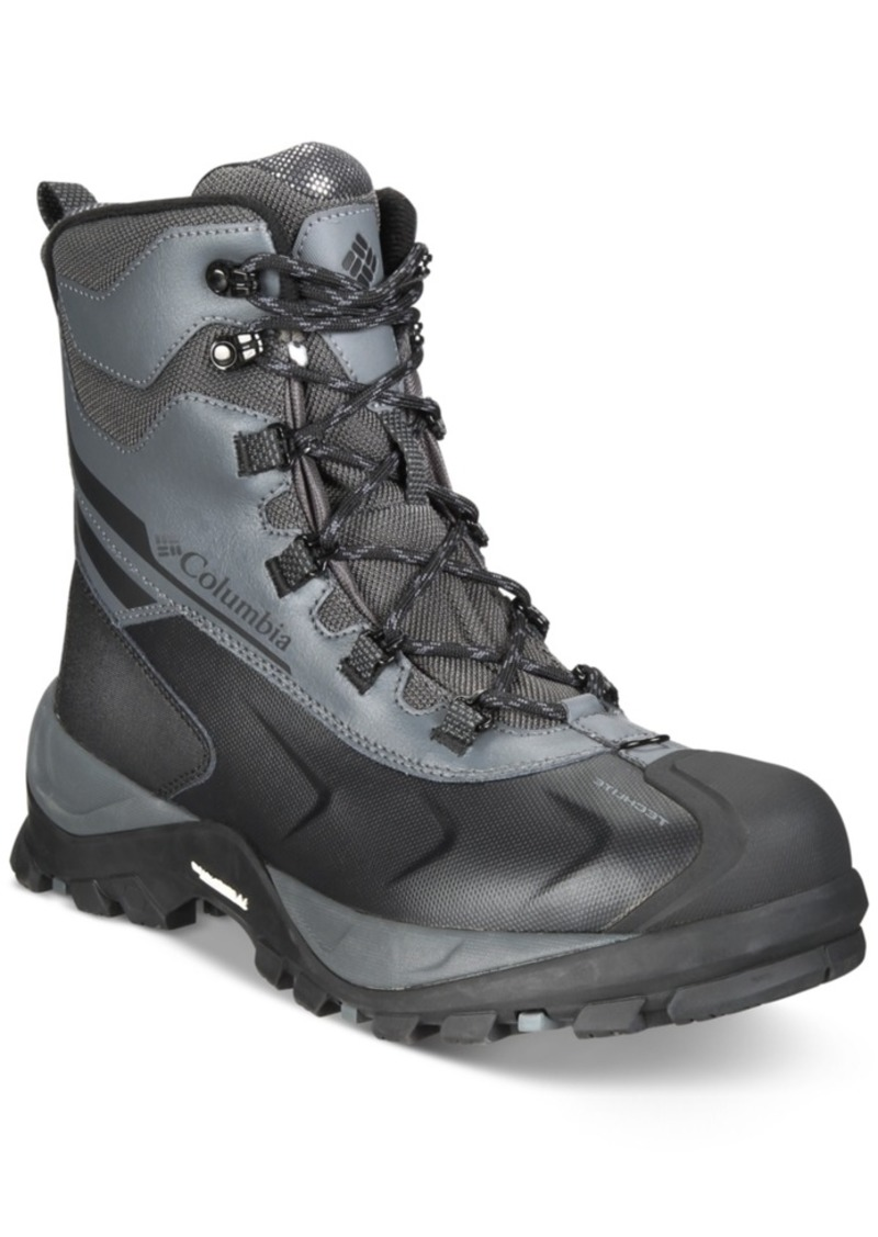 Columbia Men's Bugaboot Plus Iv Omni-Heat Boots Men's Shoes