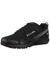 Columbia Men's Conspiracy V Outdry Hiking Shoe Black lux  Regular US