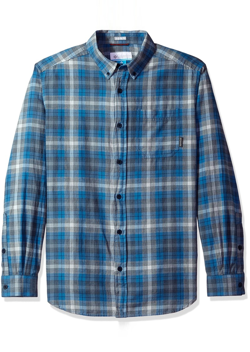 fda7c6cd Columbia Columbia Men's Cooper Lake Long Sleeve Shirt | Casual Shirts