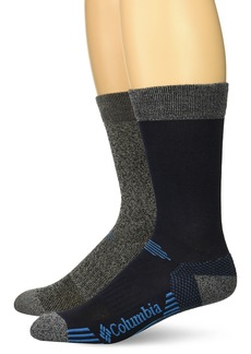 Columbia Men's Cotton Crew Sock