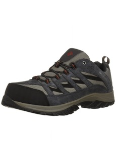 Columbia Men's CRESTWOOD Hiking Shoe   D US