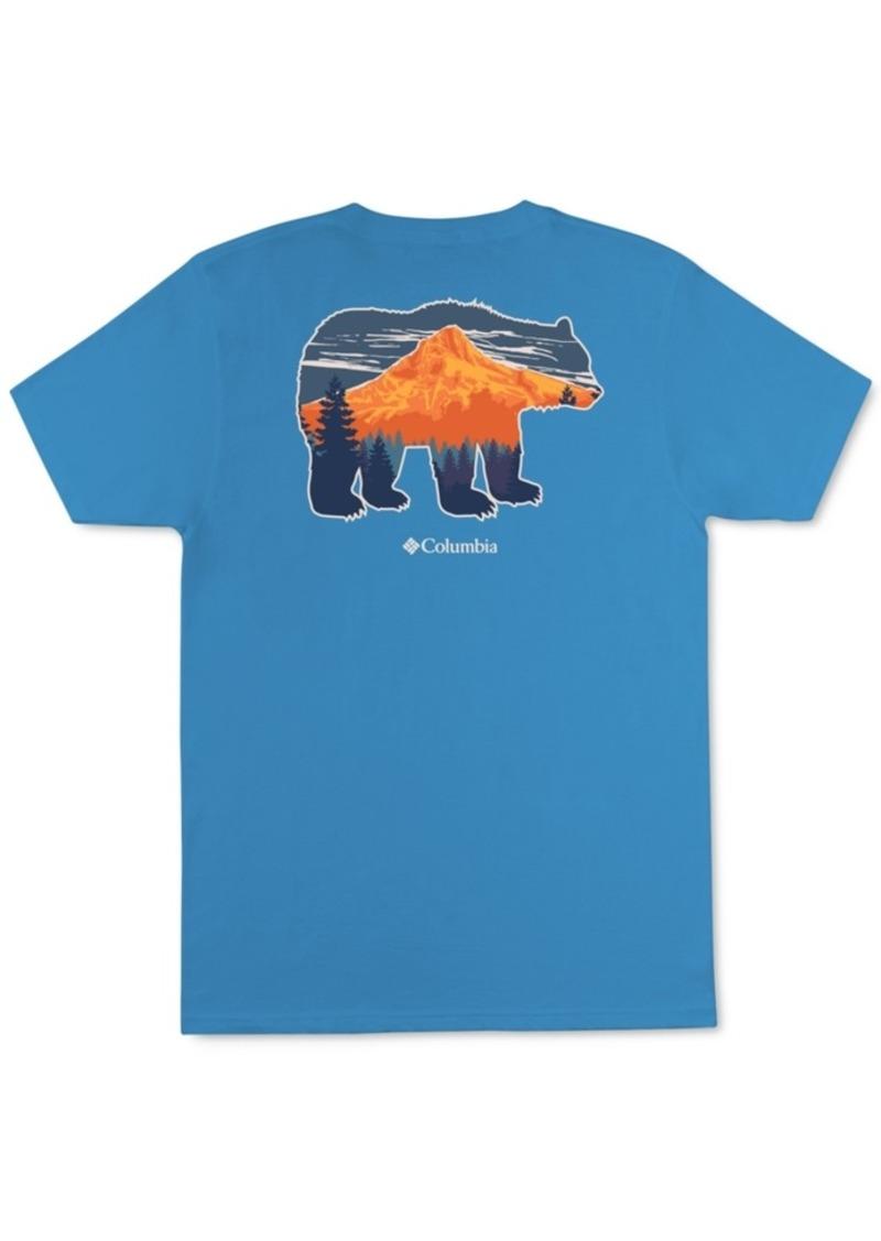 Columbia Men's Cruiser Bear Graphic T-Shirt