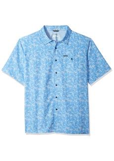 Columbia Men's Declination Trail Ii Big and Tall Short Sleeve Shirt