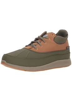 Columbia Men's Delray Duck PFG Boat Shoe nori Pebble