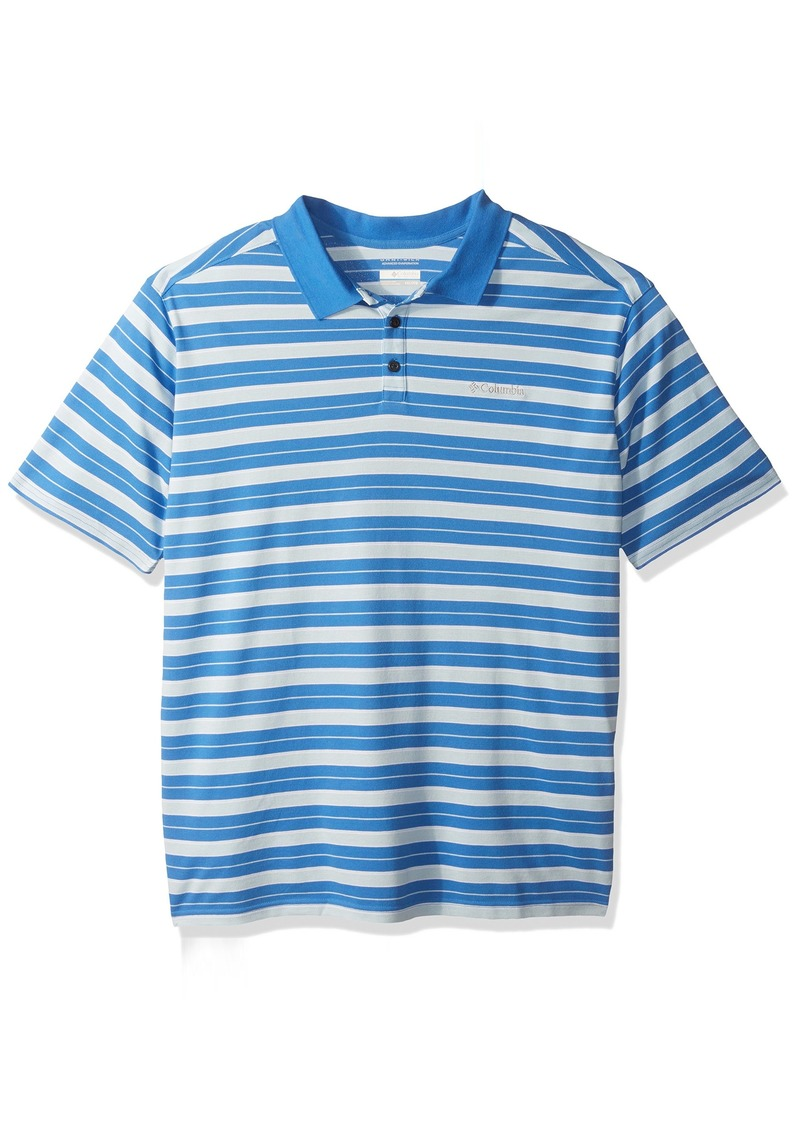 7e4b5df2e49 Columbia Columbia Men's Elm Creek Polo Stripe | Casual Shirts