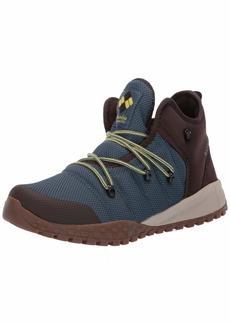 Columbia Men's Fairbanks 503 Ankle Boot   Regular US