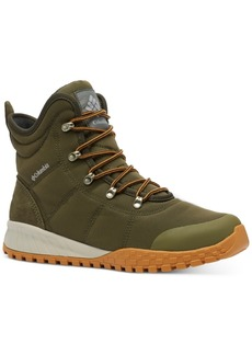 Columbia Men's Fairbanks Omni-Heat Waterproof Boots Men's Shoes