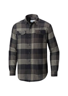 Columbia Men's Flare Gun Flannel III LS Shirt