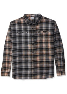 Columbia Men's Flare Gun Washed Long Sleeve Flannel  XXL