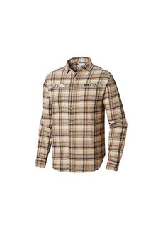 Columbia Men's Flare Gun Washed LS Flannel Shirt