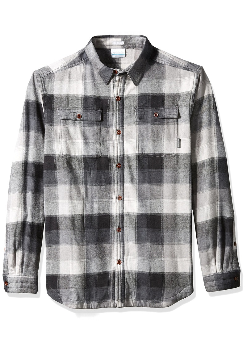 3c84555f63b Men's Flare Gun Waffle Lined Flannel II Shirt. Columbia. $70.00 $47.94.  from Amazon Fashion