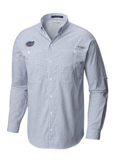 Columbia Men's Florida Gators Super Tamiami Long Sleeve Shirt