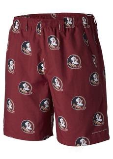 Columbia Men's Florida State Seminoles Backcast Printed Short