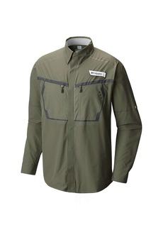 Columbia Men's Force 12 Zero Woven LS Shirt