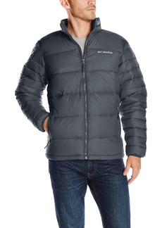 Columbia Men's Frost Fighter Insulated Warm Puffer Jacket graphite L