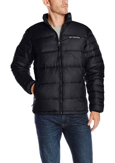 Columbia Men's Frost Fighter Insulated Warm Puffer Jacket black XL